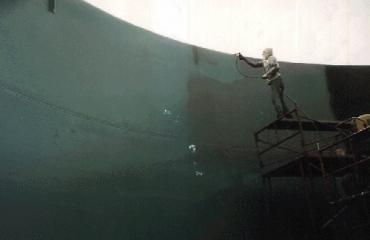 Acoperiri - Restaurare rezervoare petroliere